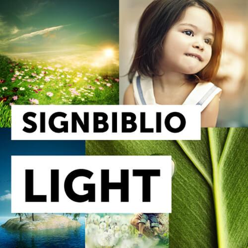 signbiblio-light